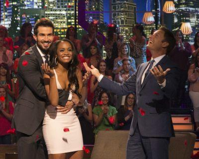 'The Bachelorette' cast the first black star in franchise history but rarely brought it up