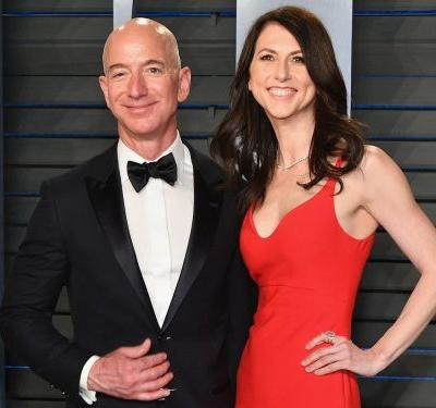 Jeff and MacKenzie Bezos' $38 billion divorce settlement is set to become official this week
