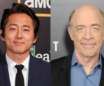 Robert Kirkman's Amazon Series 'Invincible' to Star Steven Yeun and J.K. Simmons