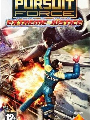 Pursuit Force Extreme Justice