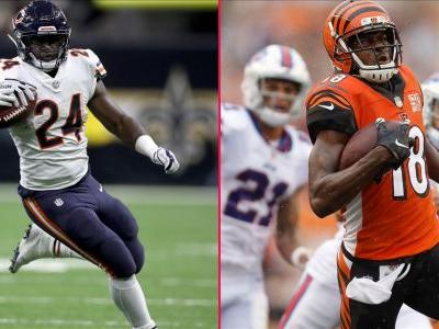 NFL DFS Week 10 picks: DraftKings cash lineup, advice and strategy