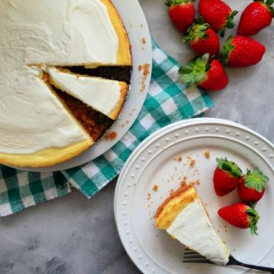 New York Style Cheesecake Recipe