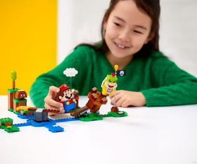LEGO Super Mario Launches on 8/1 - Two New Sets Revealed
