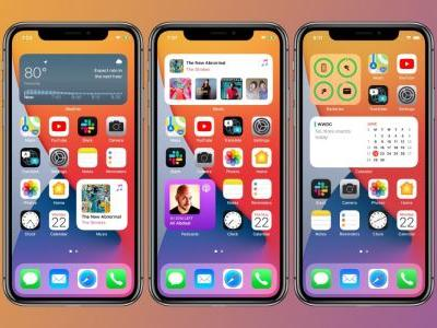 Here's how to use the new iPhone home screen widgets in iOS 14