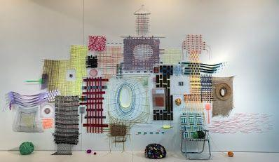Unraveling at Opalka Gallery