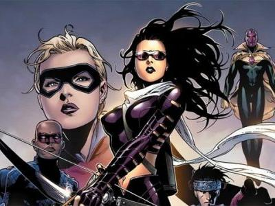 Young Avengers Creator Developing Marvel Superheroine TV Series For ABC