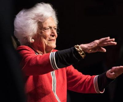 Former First Lady Barbara Bush In Failing Health and Not Seeking Additional Medical Treatment