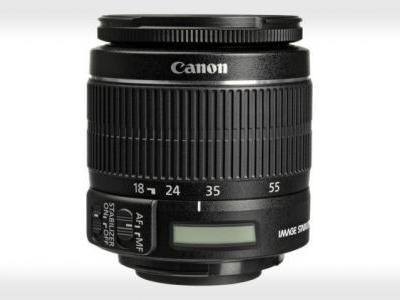 Canon's Next 18-55mm Kit Lens May Have a Built-In LCD Screen
