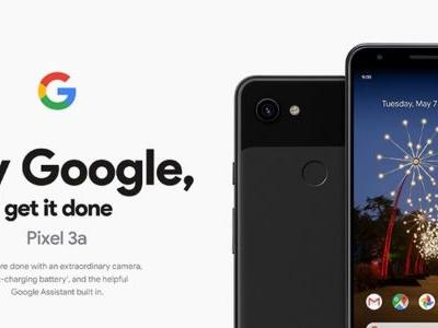 Leaked Pixel 3a promos highlight Night Sight, 3 years of OS updates, Call Screen