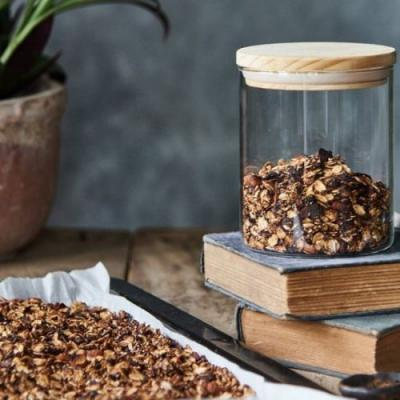 Gluten Free Chocolate Granola Recip