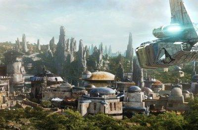 New Star Wars Planet Revealed at DisneylandFans who visited the