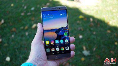 Huawei Launches Flagship Mate 9 Phablet In The US For $599