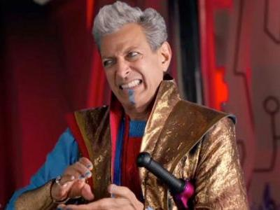 Jeff Goldblum Teases Return of The Grandmaster, Brags About Super Powers
