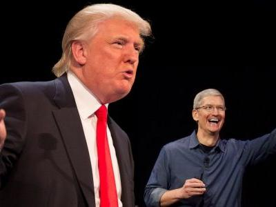 Apple hires pro-Trump lobbyist to help battle potential tariffs on iPhone and more