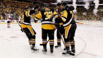 Penguins destroy Sens to put Ottawa on the brink