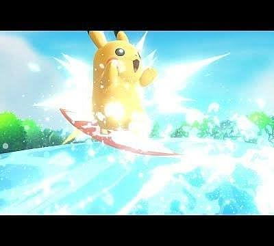 Exciting New Features Shown for Pokemon: Lets Go, Pikachu! and Let's Go, Eevee!