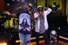 Wale Debuts 'Running Back' With Lil Wayne on ESPN's 'First Take,' Releases the Phil Ade-Featuring 'Smile'