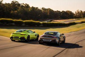 Sleek and Sexy New Vantage From Aston Martin Revealed