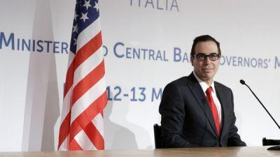 Mnuchin Says U.S. Reserves Right To Be Protectionist