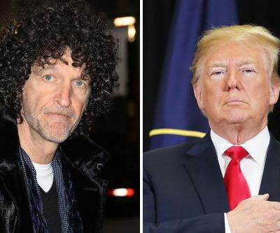 Howard Stern Dishes on Trump's Creepy Ratings for Women - Including Ivanka