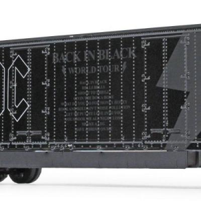 AC/DC: 'Back in Black' World Tour Diecast Truck Coming In December