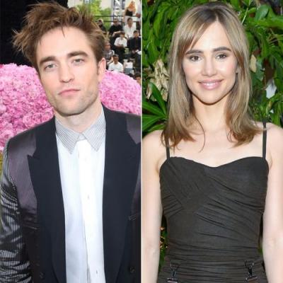 Robert Pattinson and Suki Waterhouse Pack on the PDA in London - Are They Dating?