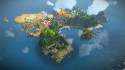The Witness is finally available for Android.as an Nvidia Shield exclusive