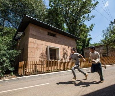 Guangming Post-Earthquake Reconstruction Project Wins World Building of the Year 2017