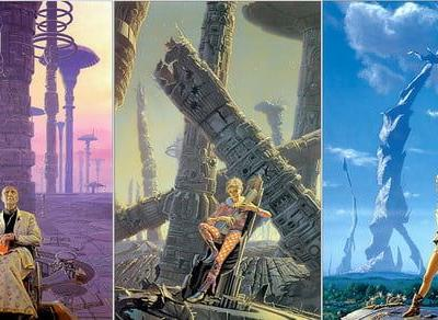 Apple snags rights to TV series adaptation of Isaac Asimov's sci-fi trilogy
