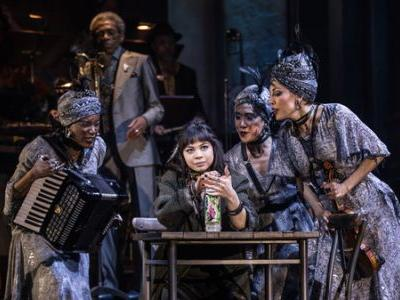 Anaïs Mitchell's 'Hadestown' Musical Makes Its Broadway Debut