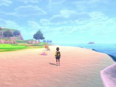 Pokemon Sword and Shield - The Isle of Armor Releases on June 17th