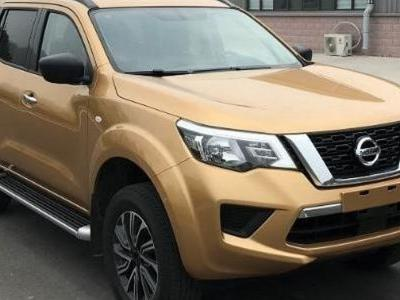 2018 Nissan Terra Looks Like A Worthy Successor To The Xterra