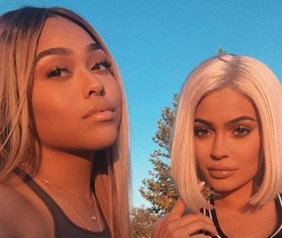 Friendly Reminder: Kylie Jenner and Jordyn Woods Once Got Matching Friendship Tattoos