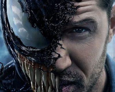 Venom's first official trailer shows us what we want to see