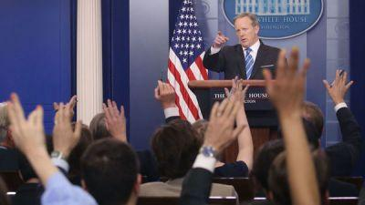 White House Dodges Questions About Possible Comey Tapes