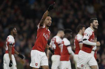 Arsenal beats Fulham 4-1, keeps in touch with EPL's top 4