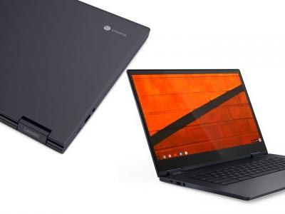 Lenovo's Yoga Chromebook delivers a premium 2-in-1 w/ 15-inch 4K display starting at $599