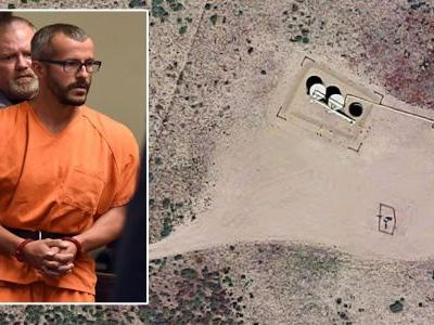 Police investigating a horrific family murder in Colorado found the bodies in a remote oil field with help from a drone