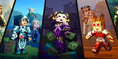 You Can Now Be a Magic The Gathering Planeswalker in Minecraft