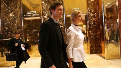 Trump To Reportedly Name Son-In-Law Jared Kushner As Senior Adviser
