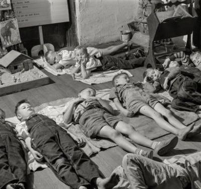 Taught Napping: 1941