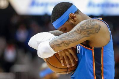 Houston Rockets sign Carmelo Anthony to $2.4M pact