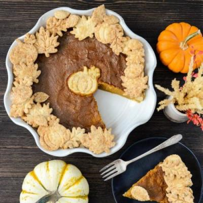 The Best Classic Pumpkin Pie