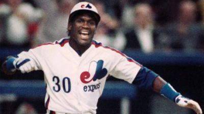 Former Expo Tim Raines elected to Baseball Hall of Fame
