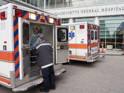 White House Strips CDC of Data Collection Role For COVID-19 Hospitalizations