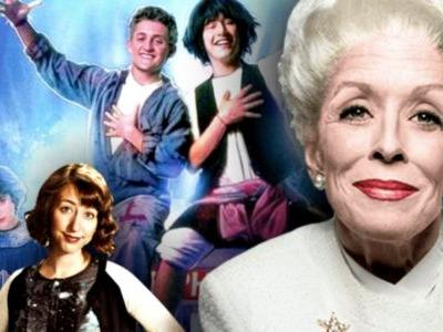 Bill & Ted Face the Music Hands the Future Over to Kristen Schaal & Holland Taylor