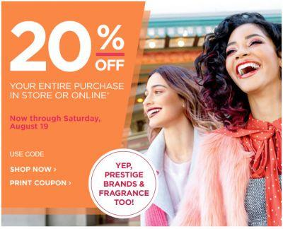 Sephora Launches The Weekly Wow + Ulta 20% Off Coupon Now Out!