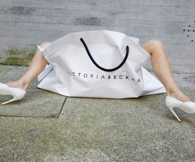 Victoria Beckham revisits an iconic 2008 shoot for new campaign