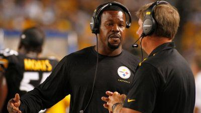 Steelers assistant Joey Porter arrested after reported altercation with officer