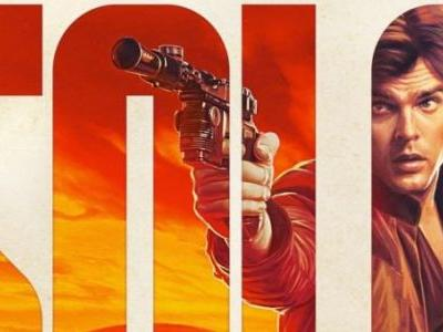 'Solo: A Star Wars Story' Poster Designs May Have Been Smuggled from a French Artist